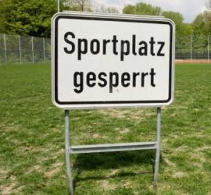 Sportplatz gesperrt_2